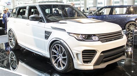 Overfinch Range Rover Supersport