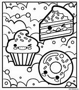 Coloring Candy Printable Colouring sketch template