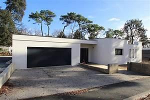 petite maison toit plat With delightful maison toit plat en l 3 photo de maison en pierre moderne toit plat