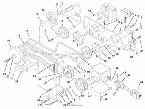 Toro Professional 74182  Z325 Z Master Traction Unit