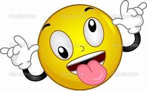 Crazy Face Clip Art   Goofy Smiley   Stock Photo    Lorelyn Medina      Crazy Face Clip Art