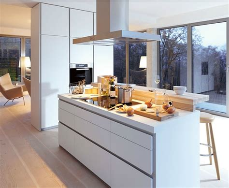 prix cuisine bulthaup b1 cuisine b1 de loft de chez bulthaup photo 7 20 cuisine dans un loft moderne couleur blanc