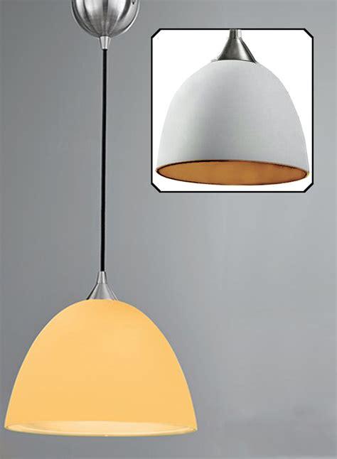 franklite vetross 1 light ceiling pendant white orange
