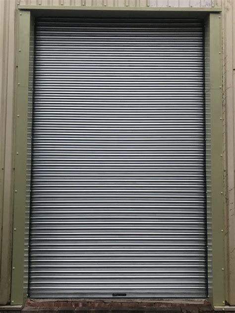 roller shutter door  local brewery fox doors
