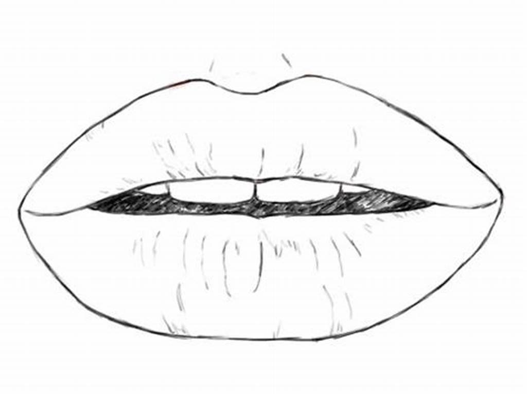 #How #To #Draw #Lips