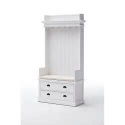 Porte Manteau Chaussure : meuble chaussures porte manteau bois blanc royan ~ Preciouscoupons.com Idées de Décoration