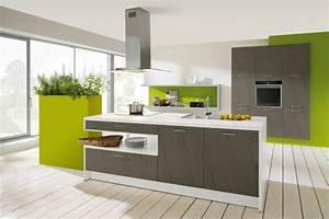 Ilôt De Cuisine : ilot central palette idees cuisine accueil design et ~ Teatrodelosmanantiales.com Idées de Décoration