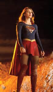 Supergirl Kara Zor-El Melissa Benoist
