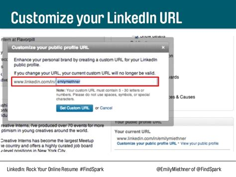 Resume Linkedin Url by What You Need To About Resumes Linkedin And Business Cards