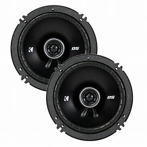 Kicker Car Speakers : kicker 6 5 240 watt 2 way 4 ohm car audio coaxial ~ Jslefanu.com Haus und Dekorationen
