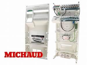 Coffret De Communication Grade 3 : coffrets lectriques michaud achat vente de coffrets ~ Dailycaller-alerts.com Idées de Décoration