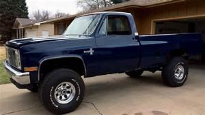 1983 Chevrolet K10 Silverado Pickup