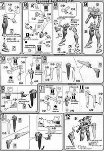 Hg Brave Standard Test Type English Manual  U0026 Color Guide
