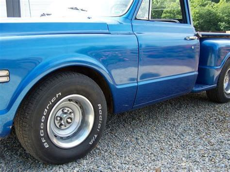 find used 1971 chevy c10 stepside in marble hill missouri united states