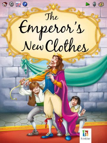 The Emperor's New Clothes A Magic Fairy Tale Story Book