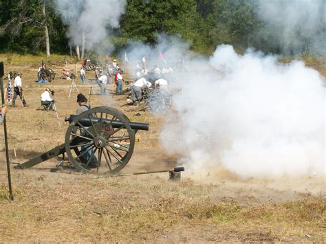 Annual Civil War Cannon Firing Competition | Grayling ...