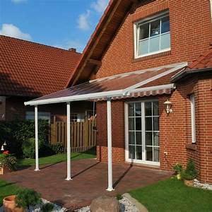 Toit Terrasse Aluminium : pergola toit terrasse aluminium et polycarbonate 4x3 m ~ Edinachiropracticcenter.com Idées de Décoration