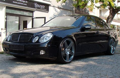 mercedes w211 felgen unicate the best in custom car styling mercedes w211 e klasse
