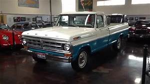 Walkaround  1971 Ford F100 Sold At The Sun Valley Auto