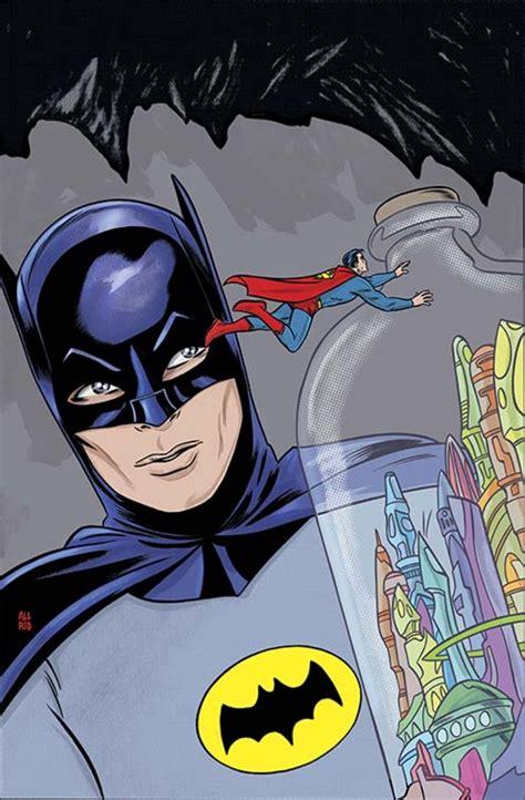 dc comics honors batman     mike allred