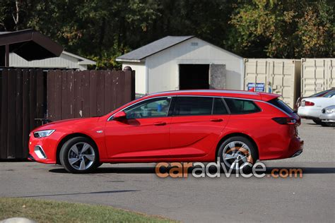 Image 8 Of 43 2018 Holden Commodore Revealed Part Of 2018