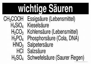 Ph Wert Berechnen Aufgaben : chemie lernplakate wissensposter ph wert wichtige s uren 8500 bungen arbeitsbl tter ~ Themetempest.com Abrechnung