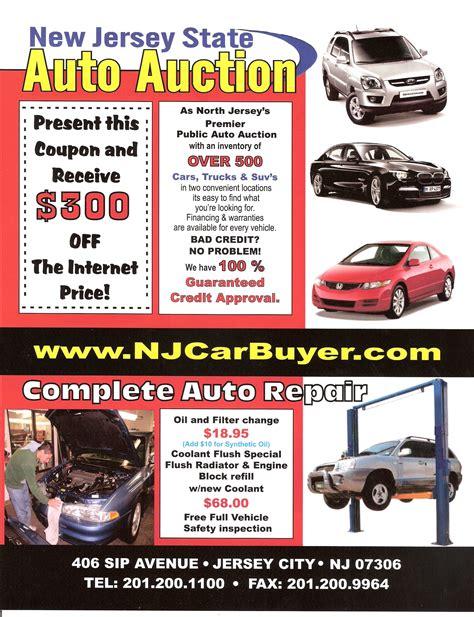 jersey state auto auction   askpattycom