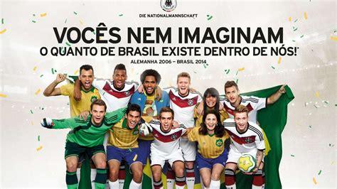 Explore tweets of germany @dfb_team_en on twitter. DFB-Team grüßt Fans in Brasilien per Anzeige   Fußball