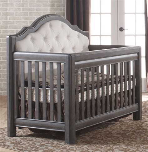 crib sets for pali cristallo forever crib with fabric upholstery