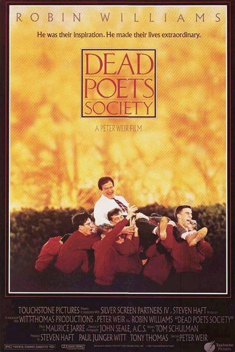 dead poets society wikipedia bahasa indonesia ensiklopedia bebas