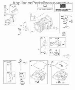 Parts For Briggs  U0026 Stratton 331777