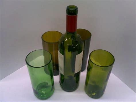 como hacer un vaso con una botella de vidrio hazlo tu mismo taringa