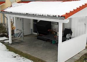 Terrassendach Selber Bauen : terrassenuberdachung holz ziegeldach ~ Sanjose-hotels-ca.com Haus und Dekorationen