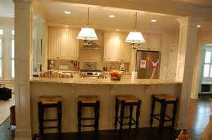 kitchen islands with breakfast bars favorite 22 inspired ideas for columns between kitchen
