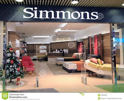 how to shop for a bed simmons shop in hong kong editorial image image 36064265