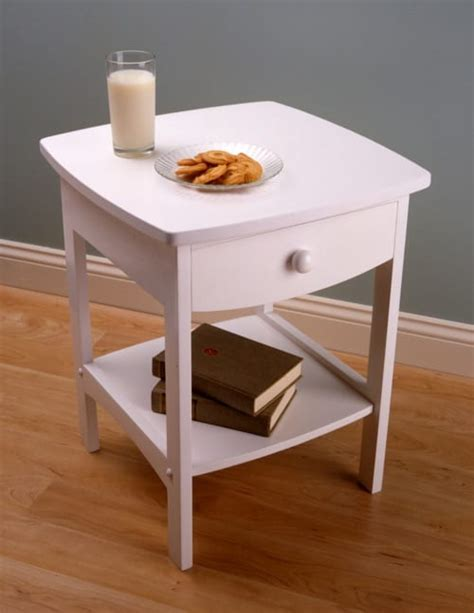 Simple Nightstand by Lights Out 10 Simple Nightstands