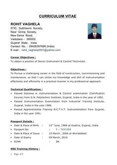 How To Do A Professional Resume Exles by Standard Cv Format Bangladesh Professional Resumes Sle