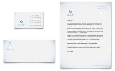 jeweler jewelry store business card letterhead