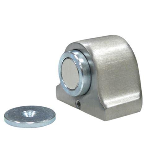 magnetic door stop stainless steel magnetic dome door stop doorware