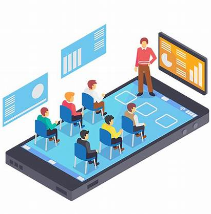 Mobile Solutions Learning Elearning Education Training App