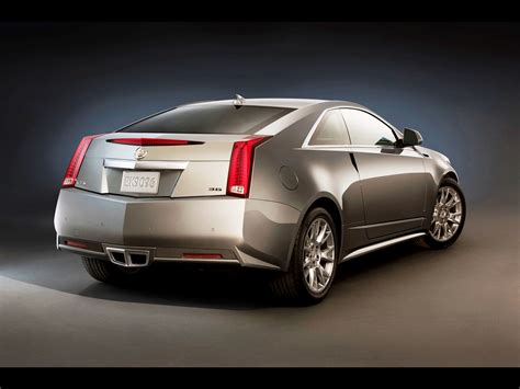 cadillac cts coupe bussines news hot car