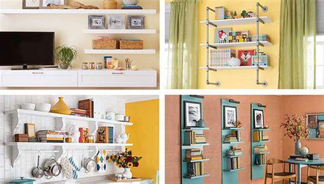 diy shelving ideas  added storage