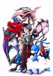 Drasna | Pokémon Amino