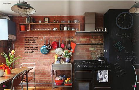 trend in kitchen cabinets best 25 brick wall kitchen ideas on exposed 8912