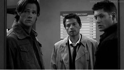 Dean Supernatural Sam Castiel Fans Cas Winchester