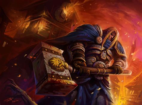 Calia menethil was dead, but she lived. Warcraft Fan Art Gallery - Prince Arthas - The Culling of Stratholme | Warcraft Fan Art Gallery ...