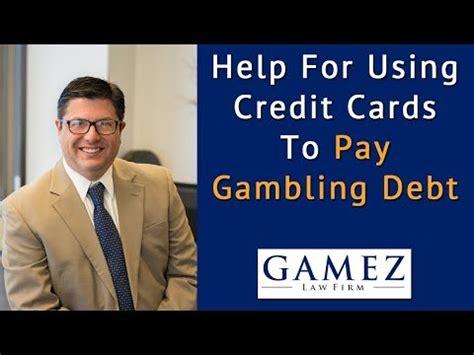 credit card debt  gambling debt youtube