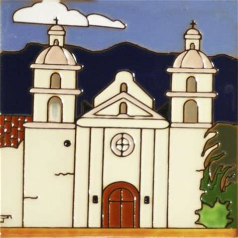 mission tile inc santa historic mission collection mision santa barbara