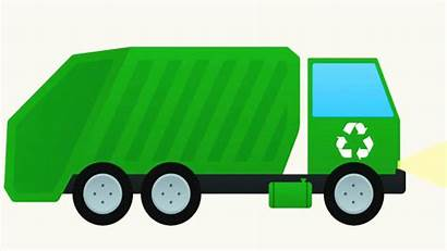 Truck Trash Garbage Clipart Trucks Cars Clip