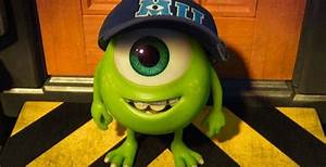 monsters-university-review-mike | Pixar | Pinterest